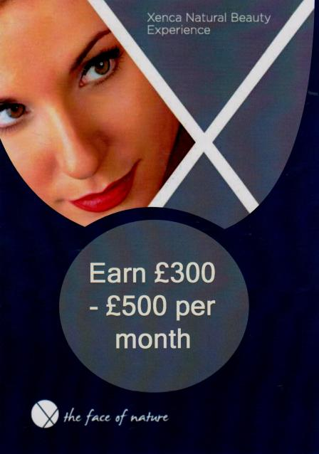earn £300 - £500 a month