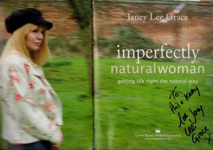 Janey Lee Grace book photo